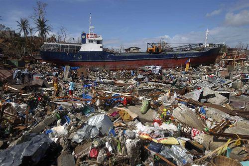 Haití, Filipinas y Pakistán, países más afectados por desastres meteorológicos