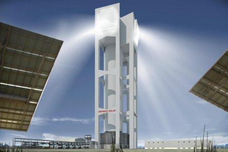 La tecnología CSP de torre no tiene rival en Chile