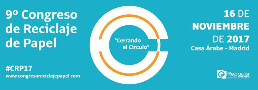 9º Congreso Nacional de Reciclaje de Papel