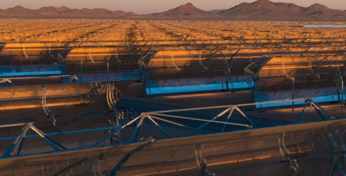 Mojave, la planta solar de 280 MW brutos de Abengoa Yield declara la entrada en operación comercial