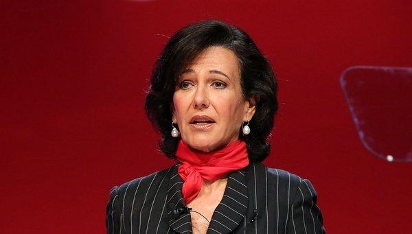 El Banco Santander 'cede' ante Greenpeace