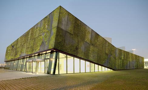 Hormigón biológico para fachadas