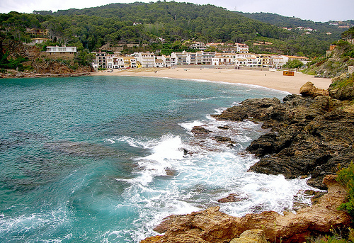 La degradación del litoral de Cataluña y Baleares