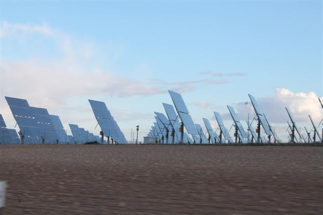 Murcia + energías renovables: 'sensatez'