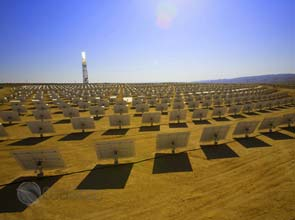 392-MW Ivanpah solar thermal project completes papers
