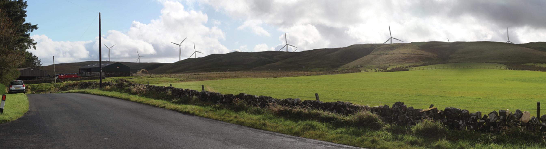 Iberdrola construirá en Escocia el parque eólico de Dersalloch, de 69 megavatios