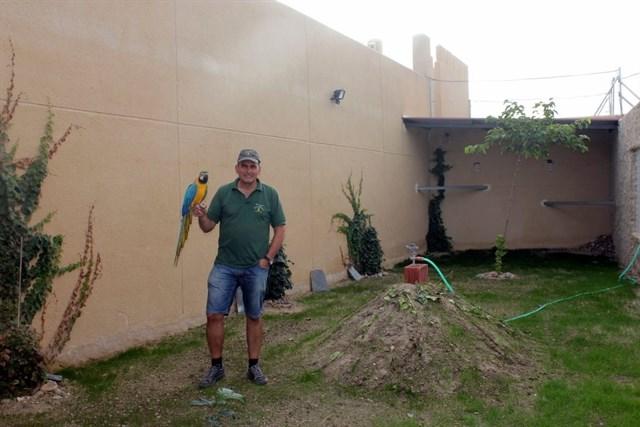 El Zoo de Fresno el Viejo (Valladolid), preparado para recibir nuevas especies tras las obras de ampliación