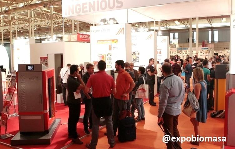 Expobiomasa concede el Premio a la Innovación 2017 a la empresa Biocurve por su caldera de condensación de astilla