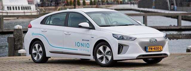 Hyundai lanzará su propio servicio de carsharing de coches eléctricos en Ámsterdarm