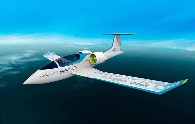 Conoce el primer avión eléctrico comercial