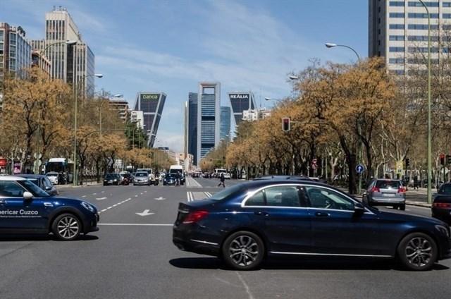 El Ayuntamiento de Madrid activa el protocolo por contaminación y se limita la velocidad en la M-30 este miércoles