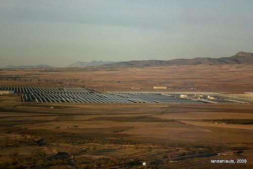 Calasparra contará en 2012 con una nueva planta termosolar que supondrá un ahorro de casi 80.000 toneladas de CO2