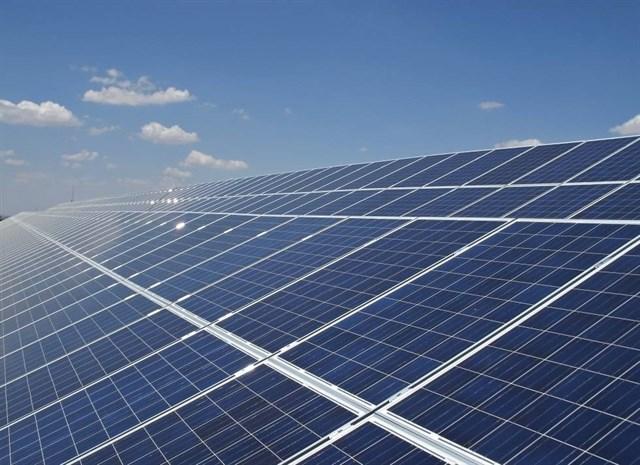El Casar acoge la mayor planta solar de Guadalajara que dará energía a más de 7.000 hogares