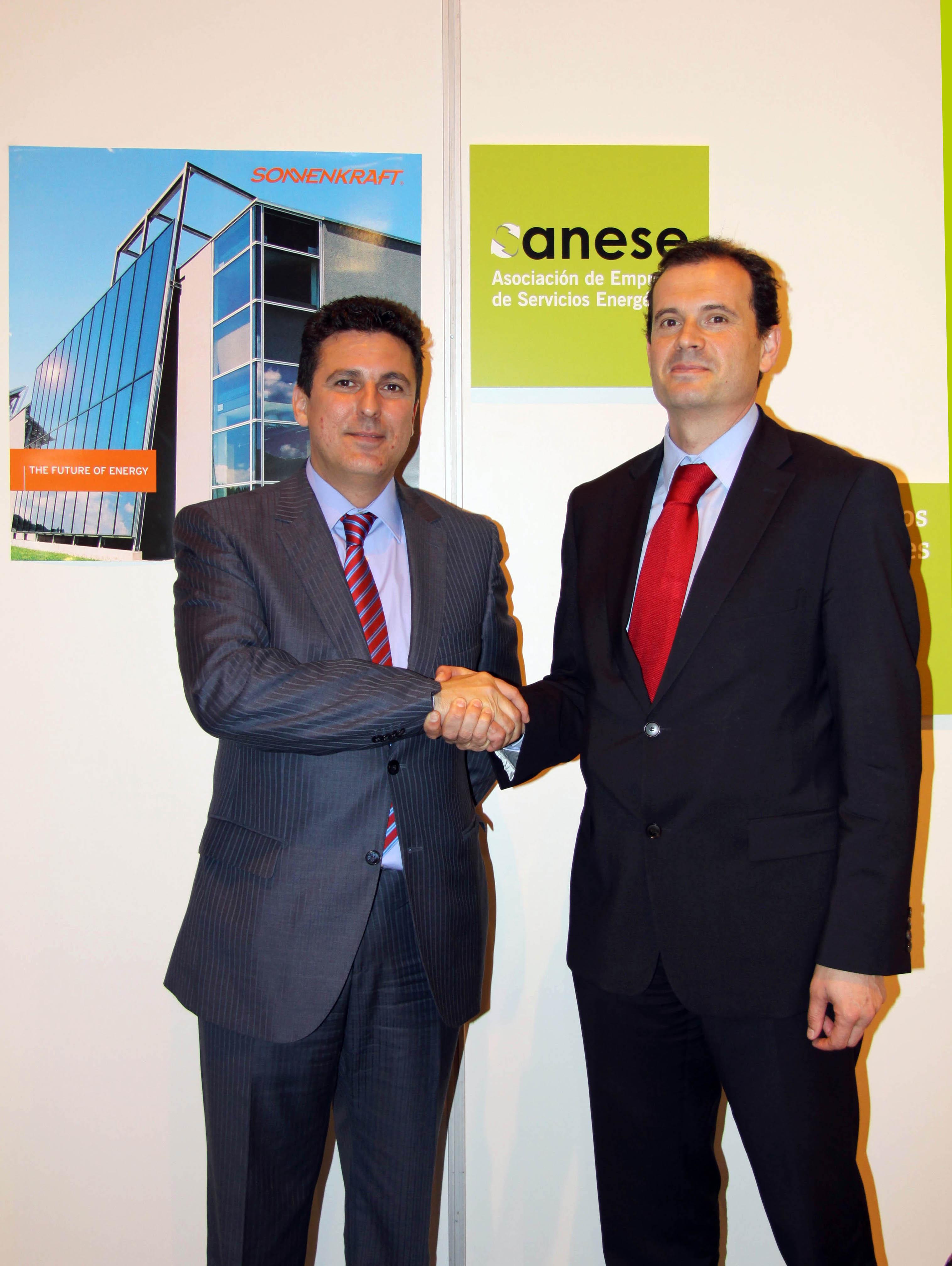Sonnenkraft, la empresa líder en soluciones energéticas solares, nuevo socio protector de ANESE