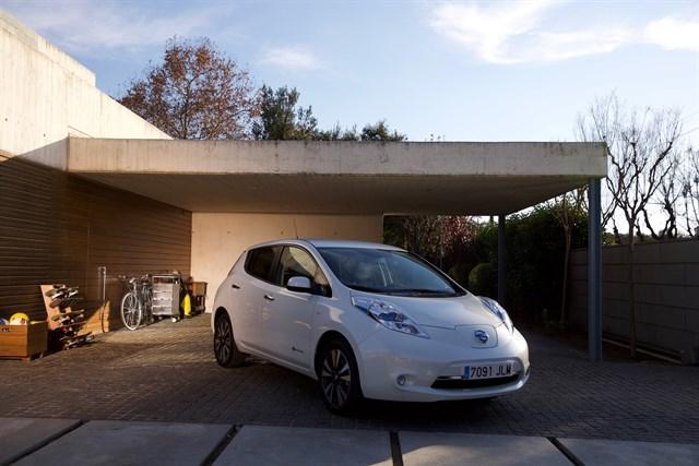 Nissan plantea al Gobierno una exención del IVA en la compra de vehículos eléctricos