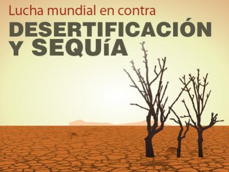 Día Internacional contra la Desertificación y la Sequía vs España