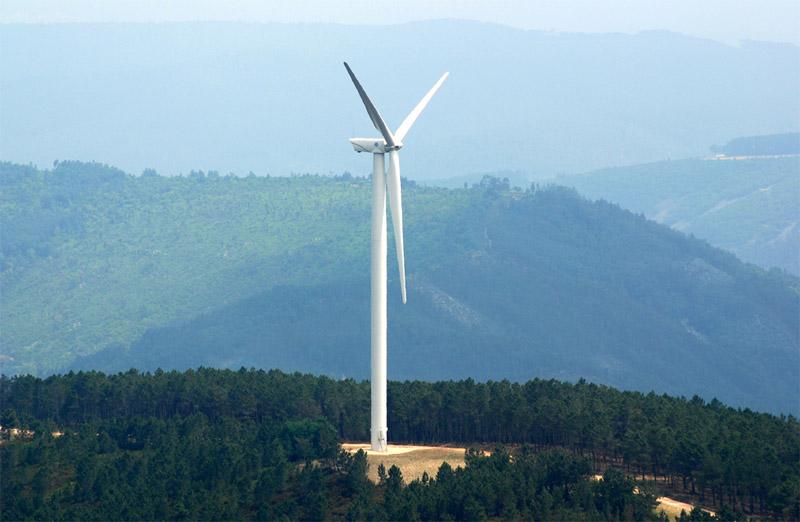'Energia Eólica, la fuerza del aire'