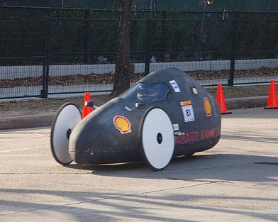 Estudiantes franceses crean un vehículo que podría viajar de Lisboa a Moscú con un litro de gasolina