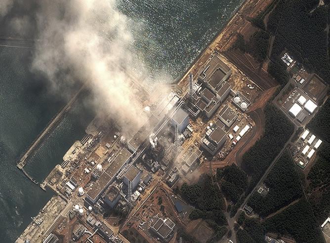 Miles de toneladas de agua radiactiva de Fukushima se verterán al mar