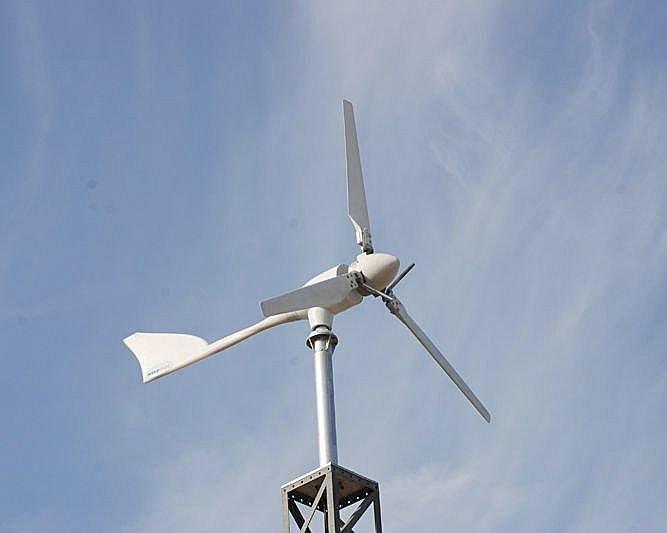 Sonkyo Energy obtiene la certificación de sus aerogeneradores Windspot en Dinamarca