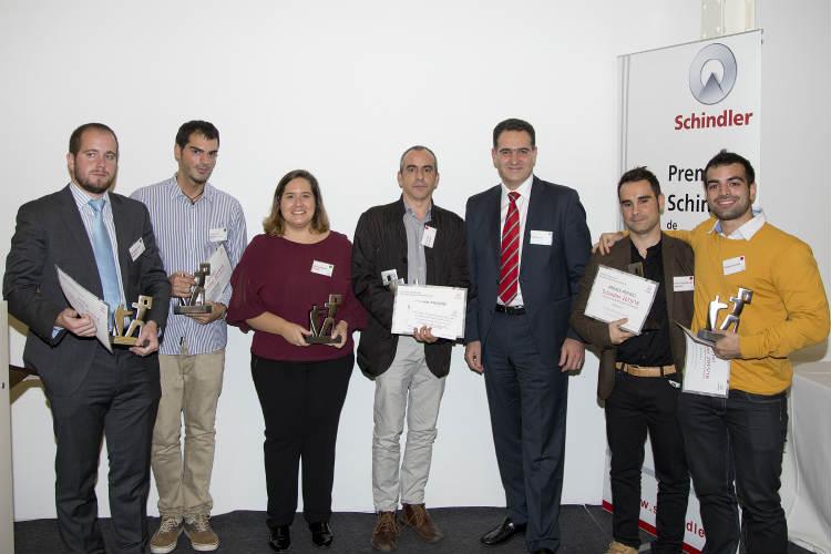 Schindler Iberia recibe el certificado AENOR por su mejora y compromiso en la gestión medioambiental