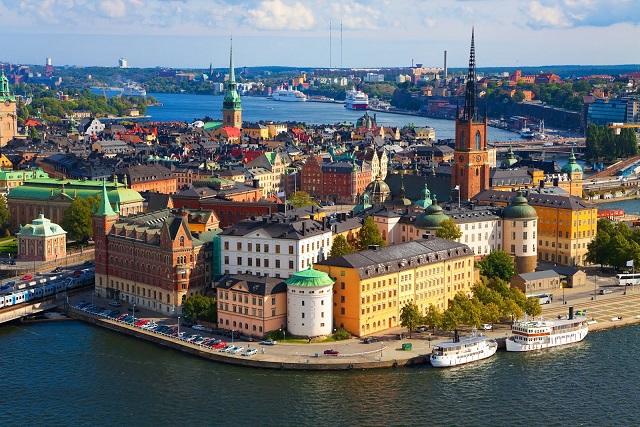 Los cinco países más 'verdes' del mundo