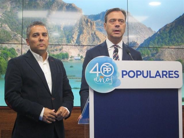 Murcia. El PP propondrá en el Pacto Regional del Agua la creación de una red de interconexión de desaladoras