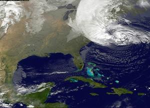 El cambio climático en Estados Unidos marca una nueva era 'la de las súper tormentas'