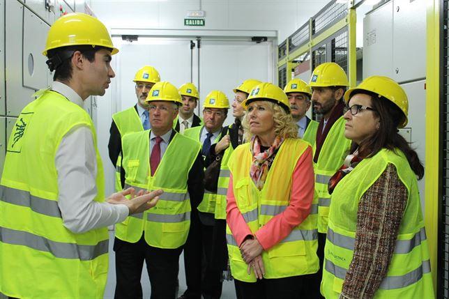 Lleida, presentan un sistema de integración de energías renovables
