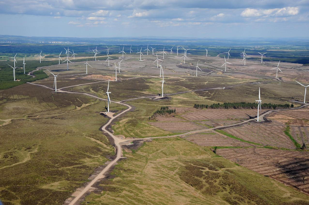 Bogaris prevé construir y poner en marcha en 2011 dos parques eólicos en Rumanía con 180 millones de inversión