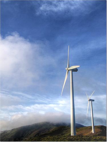Destaca Correa importancia para Ecuador de proyecto eólico en Loja