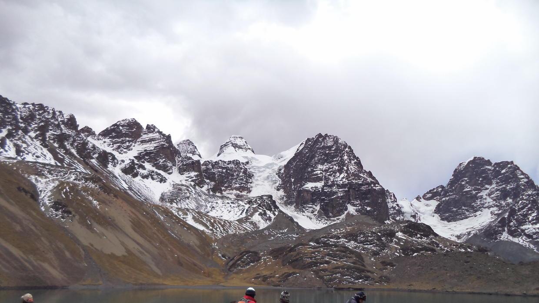 Retroceso de los glaciares bolivianos