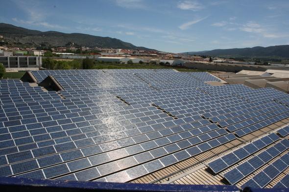 Nueva gama de aceros innovadores destinados al mercado europeo de la construcción solar