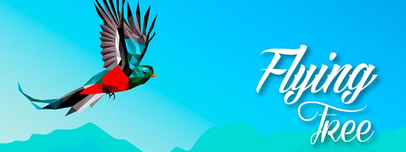 Flying Free: juego de realidad virtual que protege especies en peligro de extinción