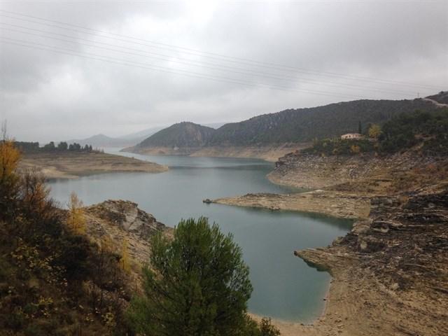 Los embalses siguen perdiendo agua y rozan el 40% de su capacidad pese a las lluvias del norte y el este