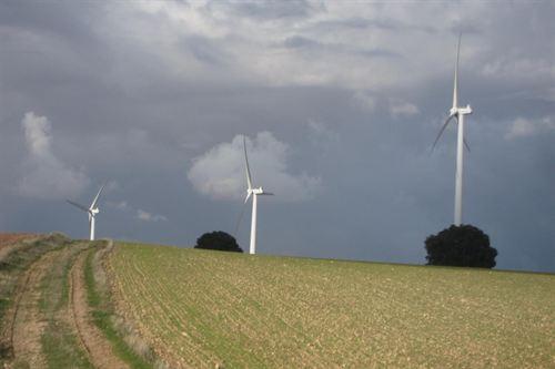 Municipios de Castilla y León a favor de la energía eólica