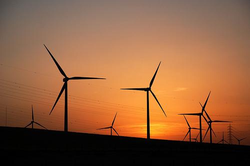 Industria convoca concurso para la priorización y autorización de instalaciones eólicas en Teruel