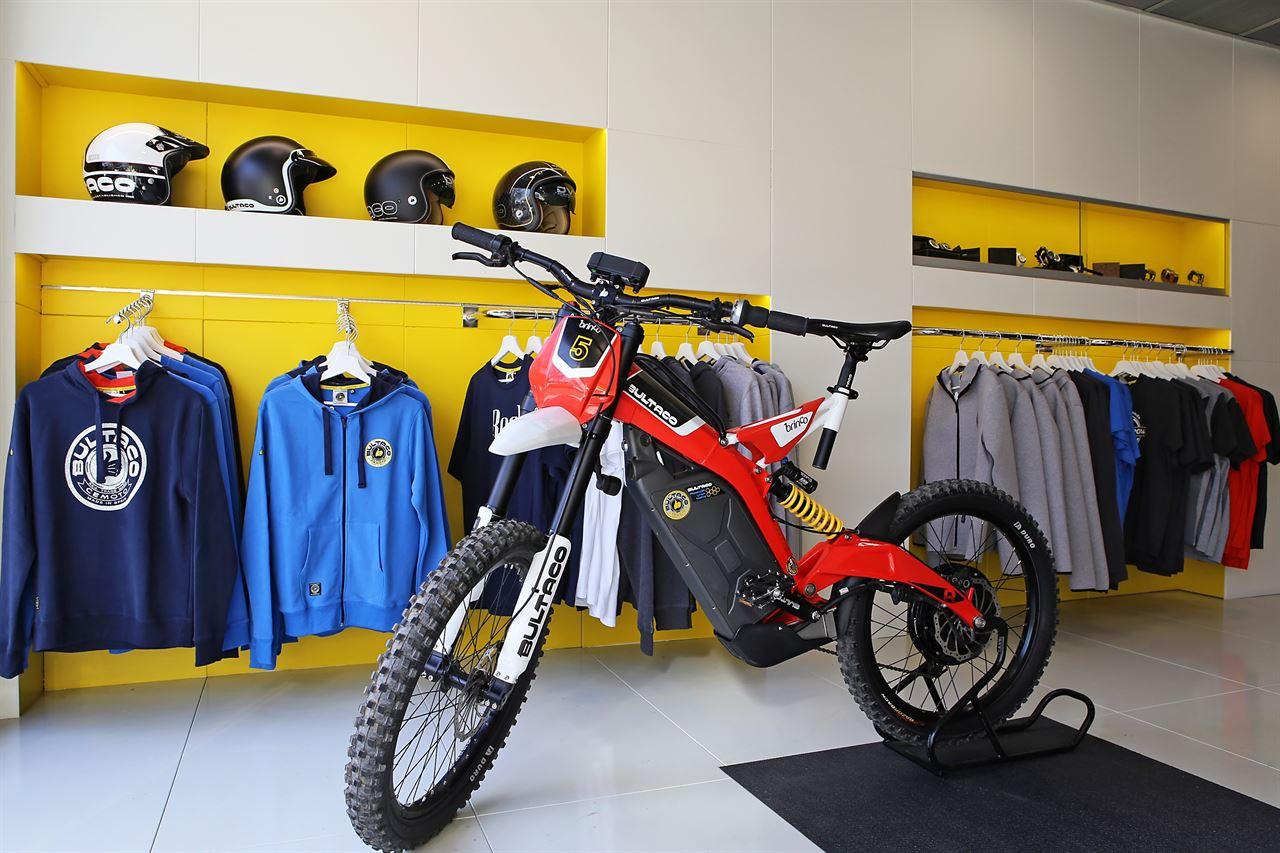 bultaco abre tienda en barcelona para vender su moto elctrica brinco r