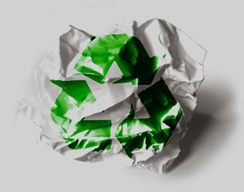 Los españoles reciclamos 160 kilos de papel cada segundo