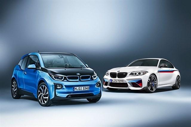 BMW vende más eléctricos e híbridos que deportivos en todo el mundo durante el primer semestre