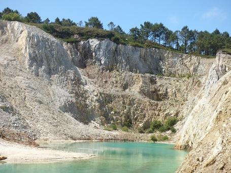 Salvemos Cabana califica de inexistente la restauración minera llevada a cabo tras el desastre ambiental del Monte Neme