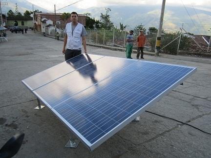 Energías renovables para escuelas de zonas rurales de Iberoamérica