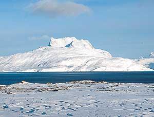 Los glaciares de Groenlandia se 'adaptan' a los veranos calurosos