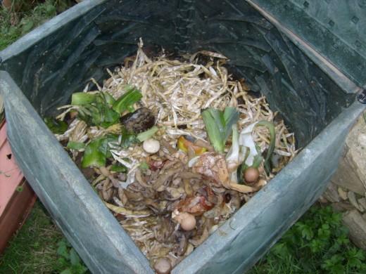 El compostaje doméstico: receta para reducir las emisiones de CO2