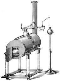 Consiguen que un motor de vapor clásico genere energía
