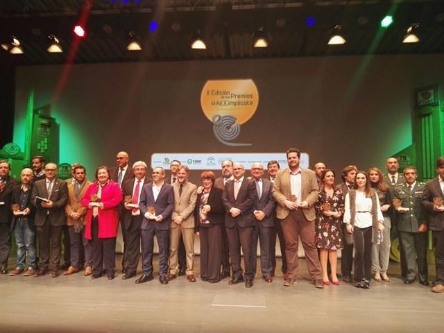 El modelo de gestión de RAEE Andalucía ha permitido duplicar los datos de recogida en dos años