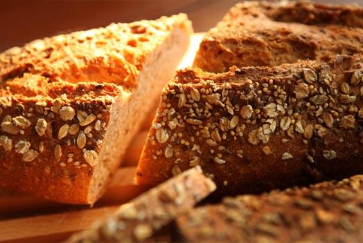 Propiedades del pan ecológico