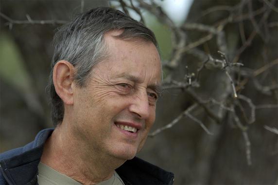 Miguel Delibes, investigador de la Estación Biológica de Doñana
