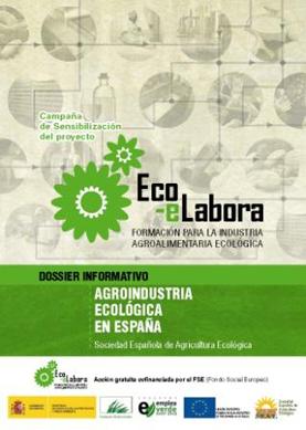 Cover of Agroindustria ecológica en España