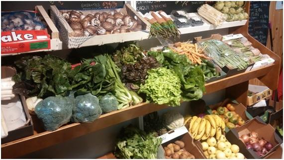 Alimentación sana, sostenible y accesible